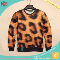 DH582 low price hot sell 3d printed plain sweatshirt