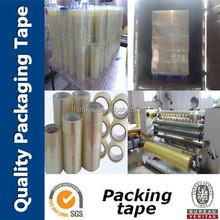 bopp adhesive tape, high quality plastic adhesive tape