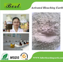 bentonite caly active earth used in petroleum