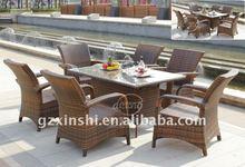 Outdoor Furniture/Rattan furniture/Poly rattan patio furniture