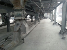 Silica fume for shot concrete---from silicon metal factories