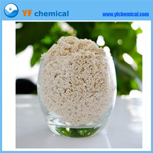 Gold sorption resin D301G fabric agents
