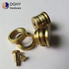 electronic cigarette spare parts made in China / precision CNC turning parts