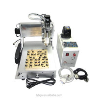 Free ship & No tax !! Newest Polishing machine for iPhone IC repair, CNC Engraving / milling /drilling machine made in china