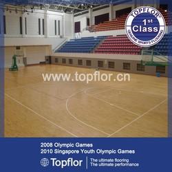 PVC Basketball Court Flooring/Indoor Basketball Flooring