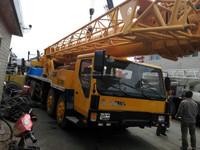 China used crane XCMG 70 Ton, used truck crane 70t QY70K