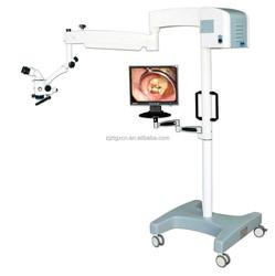 zhongtian top quality LZJ-6EQ LED dental microscope (CE,ISO,Factory)