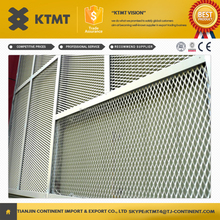Aluminum Expanded Metal Mesh Sheet (Flattened) / Decorative Aluminum Mesh/ Fancy net