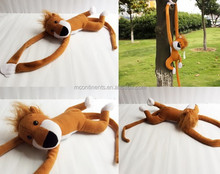 Long hands plush lion, plush toys