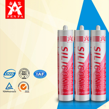 One component acetic general purpose silicone sealant for application glass & aluminumFF-2200