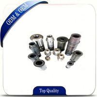 steam turbine machinery parts with the most stringent quality inspection