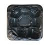 2015 Aristech Acrylic shell portable spa, hot tub, massage whirlpool spa