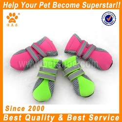 JML 2015 Dog Shoes for Hot Pavement Pet Boots Dog Shoes for Summer