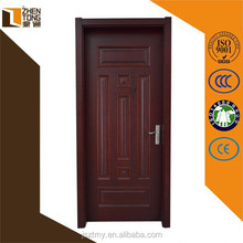 Cheap wholesale 2015 OAK frame prefinished oak main door