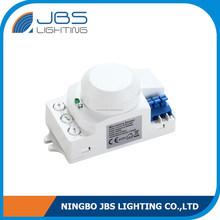 220-240VAC ; 100-130VAC Sensor de movimiento de Microondas ( 20001 )