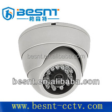 2015 golden supplier of 1/3' sony ccd 540tvl ir dome cctv camera 6mm Lens in China market BS-626