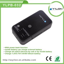 unique design oem 5v 1a usb 5000mah battery pack charger for standard battery