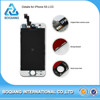 2015 new arrival water proof low cost touch screen lcd mobile phone screen spare parts for apple iphone 5s