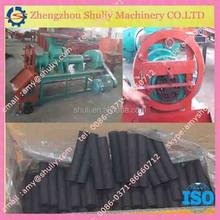 Coal extruding machine | coal bar making machine | coal rods extruder machine
