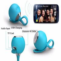 2015 Factory Hot new product Water Resistant /Waterproof Bluetooth Speaker