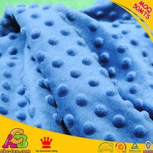 Minky Dots shaggy chocolate/Professional in Minky fabrics Export to USA, AU, EUROPE, Malaysia