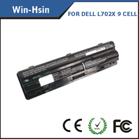 6600mah 9 cells laptop battery for dell xps 17 l701x l702x xps 15 l501x l502x battery