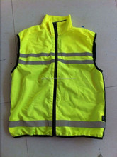 New Style High Visibility Safety Sleeveless vest