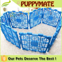 Large outdoor modular dog kennel/iron fence dog kennel