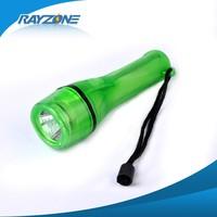 1led 2AA flashlight