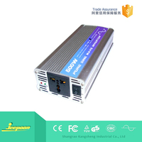 home /car pure sine wave Power Inverter Converter 500W with complete home solar power system