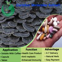 Best Selling Coriolus Versicolor Powder Coriolus Mushroom Extract Powder