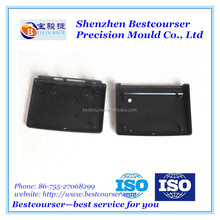 Plastic Injection Laptop Shell/ Plastic Injection Products/ Plastic Injection Mould