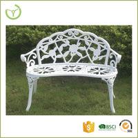 100*54*80cm Modern outdoor furniture aluminum die cast working bench HL-B-15023