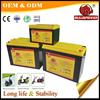 High CCA Large capacity 12v 40ah Motor auto mf electric Scooter car battery