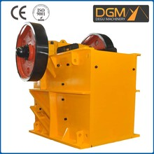 Improved industrial mobile jaw crusher for stone