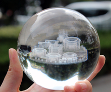 Christmas gift festival decoration crystal ball
