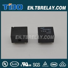 TIANBO TRS Small Size Auto Type Mini Relay 40A 30A relay 12v dc