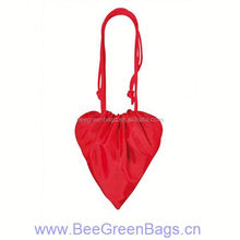 190T Polyester Cute Design 190t polyester folding shopping bag