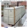 Dezhou manufacturer food grade fiberglass hot water storage tank