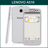 Genuine Lenovo A516 MT6572 Dual Core 4.5 Inch Android 4.2 3G Mobile Phone
