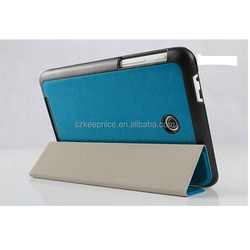 Folding leather case 7 inch for ASUS MeMO Pad 7(ME176)