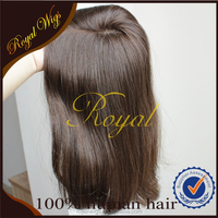 New Arrival!! Silk Top Best Virgin Human Hair Topper, Closure, Closure for Making Jewish Wig