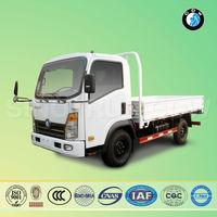 2015 top sale Sinotruk CDW china 2 ton cargo light truck