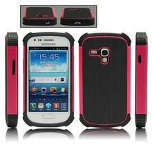NEW Ballistic Shell Gel SG Protective Case For Samsung Galaxy S3 Mini