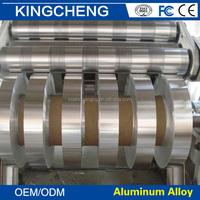 Round edge aluminium strip for transformer 1050 1060 1070A 1350