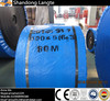 rubber conveyor belt system
