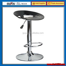 Y 921 New Style Good Quality Swivel Acrylic Bar Chairs/Bar Stool