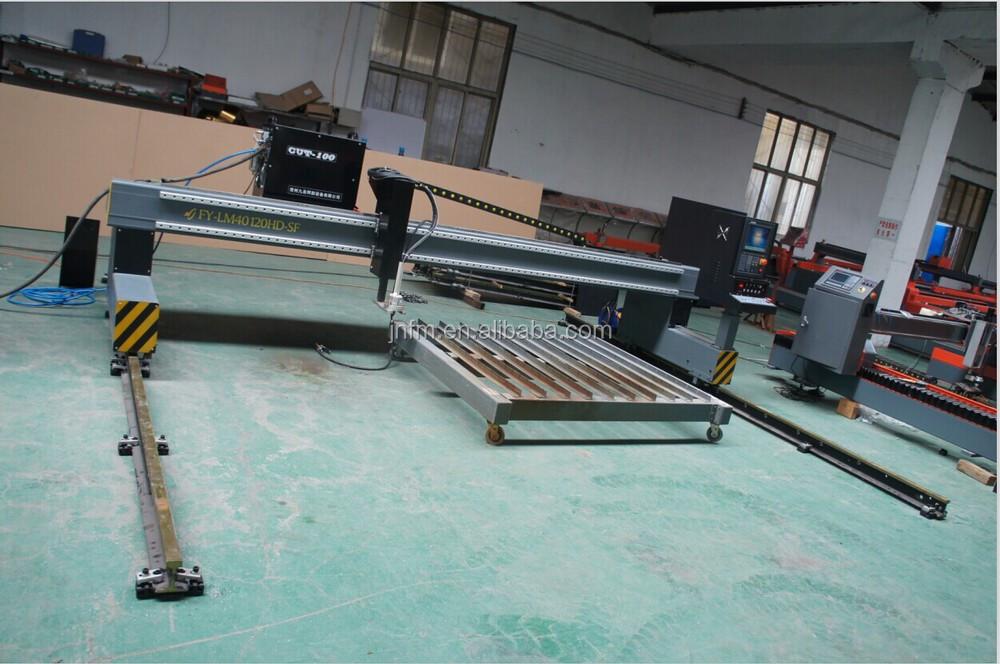 Gantry Cnc Plasma Cutting Machine Cnc Plasma Beveling