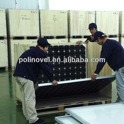 150w solar panel factory 500MW production line