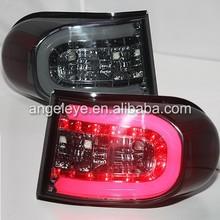 2007-2013 year FJ Cruiser For TOYOTA LED Rear Light Smoke Black Color SN